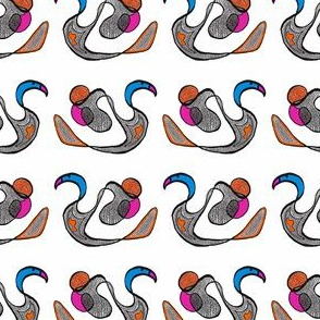 Doodle Doves