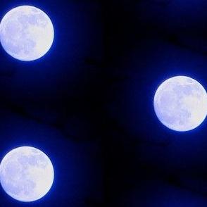 Vernal Moon Polka Dots