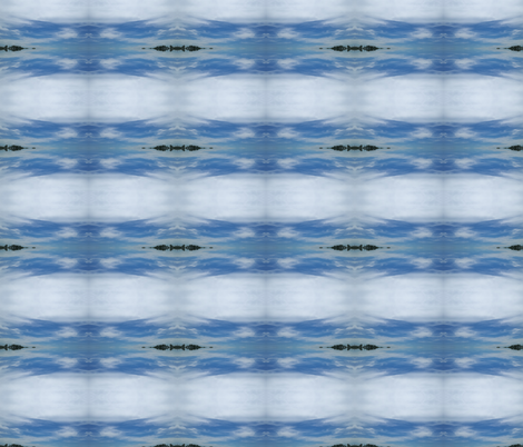 On a clear day, you can see forever fabric by jennck on Spoonflower - custom fabric