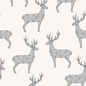 Deer - Gray