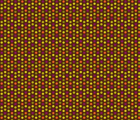 spot baking choc fabric by cjldesigns on Spoonflower - custom fabric
