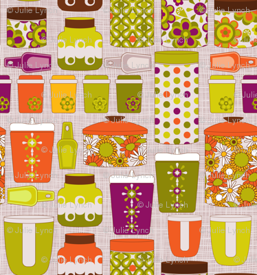Baking canisters