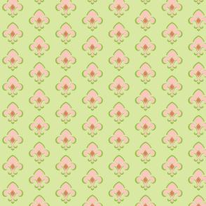 Fleur de Lis 233 - Kiwi