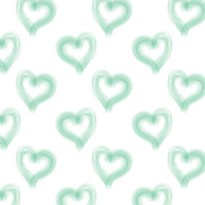 The Heart - Mint