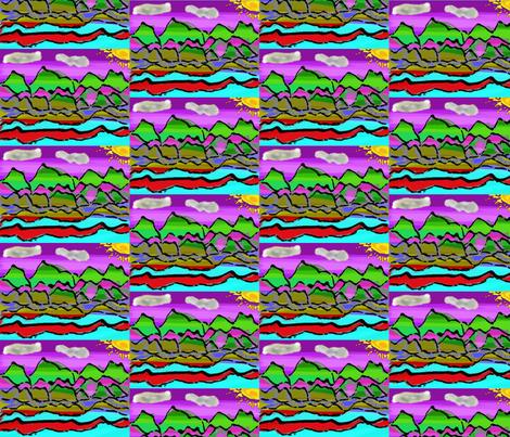 vistas fabric by charlenemcd on Spoonflower - custom fabric