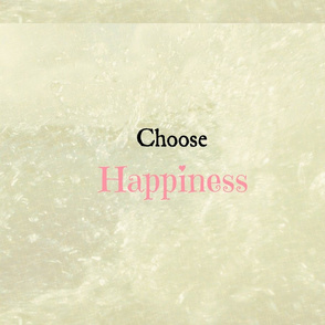 Choose Happiness Solo -Pink