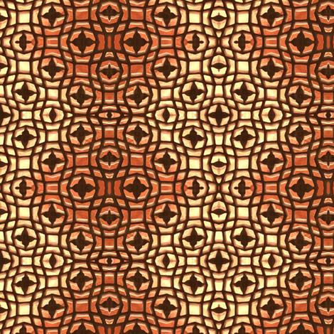 Window Screen v2, c1 fabric by susaninparis on Spoonflower - custom fabric