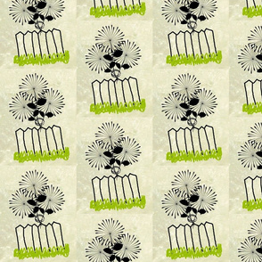bouqet-picket fence-small