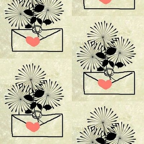bouqet love letter-small