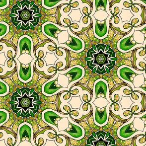 tiling_green-snowflake2014_1