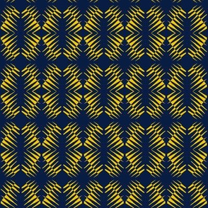 Zebras Yellow Gold