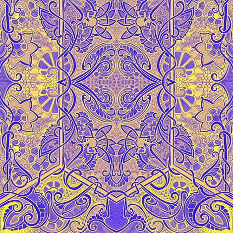 Take Me Back to 1889 fabric by edsel2084 on Spoonflower - custom fabric