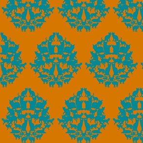 cat_damask-orange