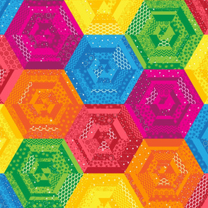 Rainbow Madchen's Hexis