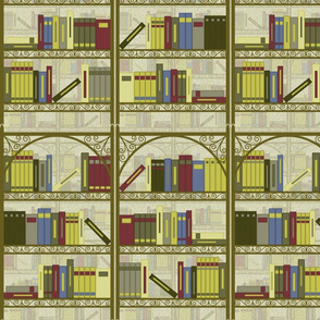 Favorite Reading Room