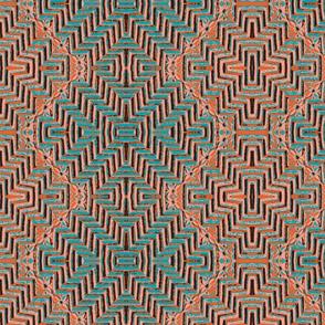 Zigzag Wall, c2