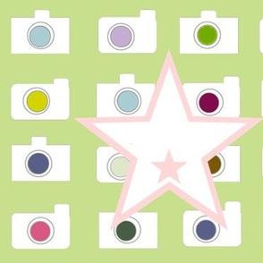 Biti Starlet Template - kiwi pink-
