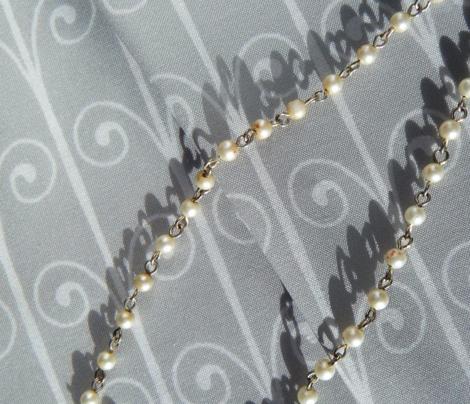 Curlstripe - Gray