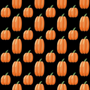 Pumpkins in the Dark