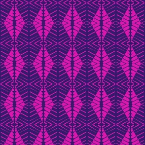 Tribal Sentries Purple