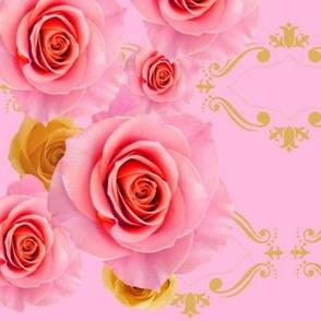 Royal Rose Harlequin.pink