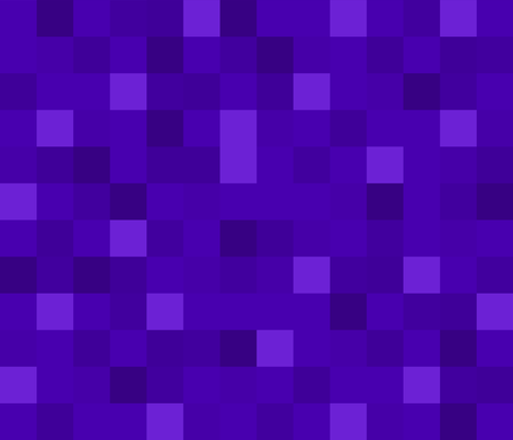 Blue And Purple Pixel Blocks Fabric Joyfulrose Spoonflower