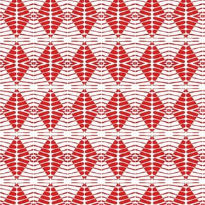 Sentries Red White