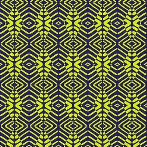 Zebras Yellow Black