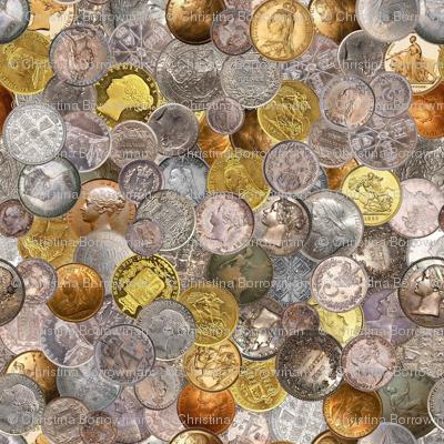 Victorian Era Coins
