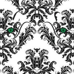 damask cat