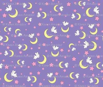 Tsukino Usagi (smaller pattern)