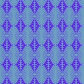 Sentries Blue on Blue