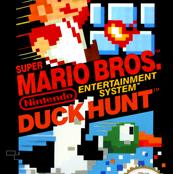 SUPER MARIO BROTHERS DUCK HUNT