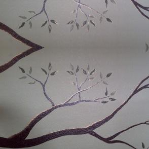 Gilded Branch