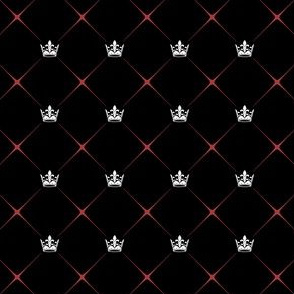 Red and Black Crowns