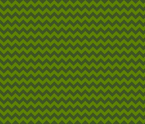 grass chevron fabric by scrummy on Spoonflower - custom fabric
