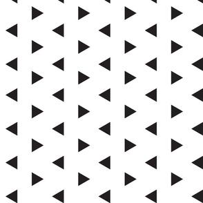triangles // black 90