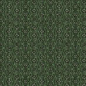 Little and Green: HexagonAntique