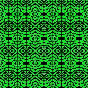 Sentries Green Black