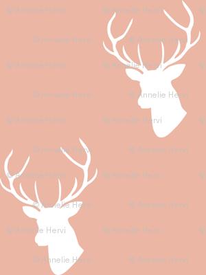 Blush Deer