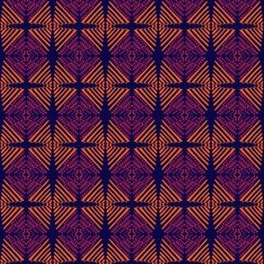 Totem Orange Purple