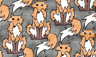 Red Fox II.Linen