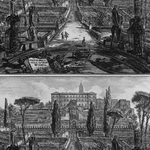 Piranesi Architectual Engraving