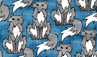 Silver Fox II. Linen