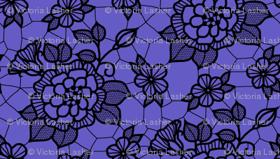black_lace_flower_2_on_purple