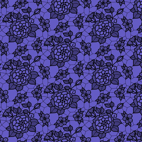black_lace_flower_2_on_purple