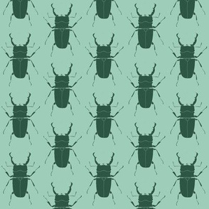 Stag Beetle Fabric