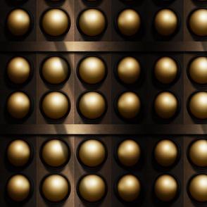 Gold Sci-Fi