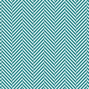 herringbone dark teal