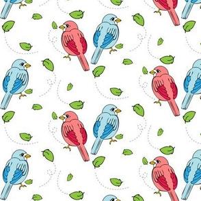Love Birds No.3
